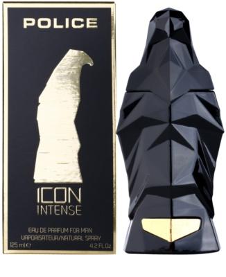 Police Icon Intense Eau de Parfum para homens