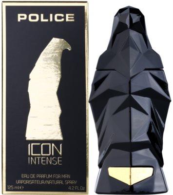 Police Icon Intense parfumska voda za moške