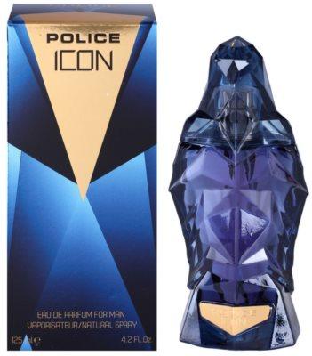 Police Icon Eau de Parfum para homens