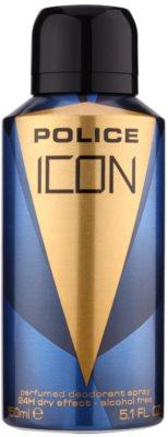 Police Icon deodorant Spray para homens