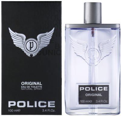 Police Original eau de toilette férfiaknak