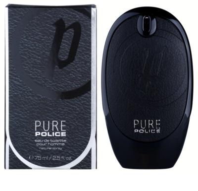 Police Pure DNA Eau de Toilette para homens