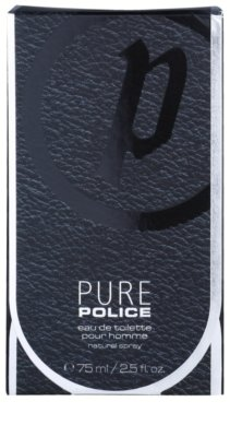 Police Pure DNA eau de toilette para hombre 1