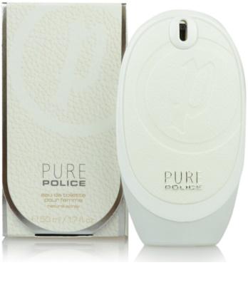 Police Pure DNA pour Femme eau de toilette para mujer