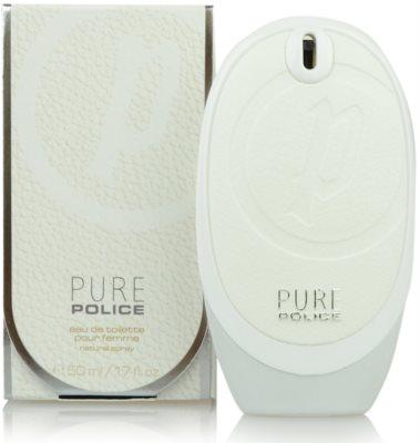 Police Pure DNA pour Femme toaletní voda pro ženy