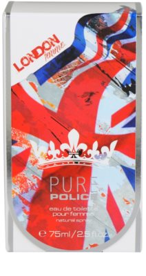 Police Pure London Eau de Toilette für Damen 3