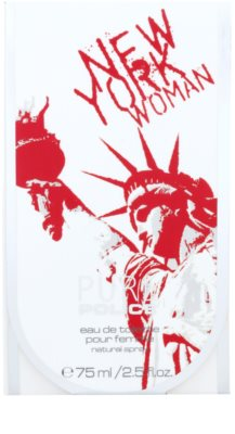 Police Pure New York Woman eau de toilette para mujer 1