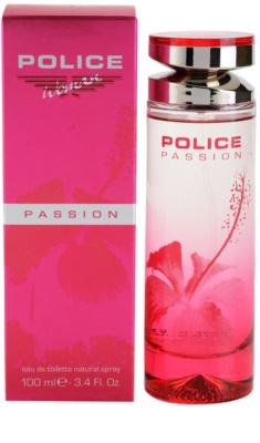 Police Passion eau de toilette para mujer