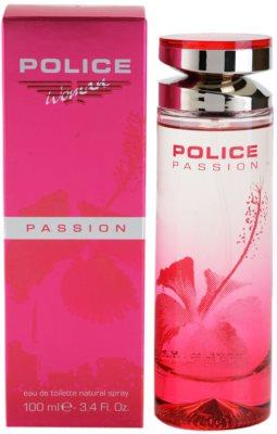 Police Passion Eau de Toilette para mulheres