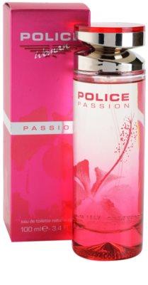 Police Passion eau de toilette para mujer 1