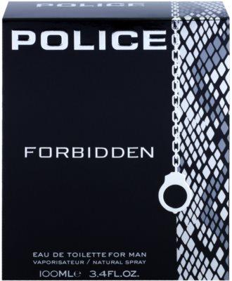 Police Forbidden eau de toilette férfiaknak 1