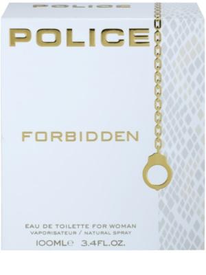 Police Forbidden toaletní voda pro ženy 1
