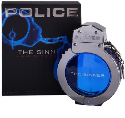 Police The Sinner туалетна вода для чоловіків 1