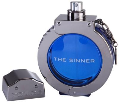 Police The Sinner туалетна вода для чоловіків 2