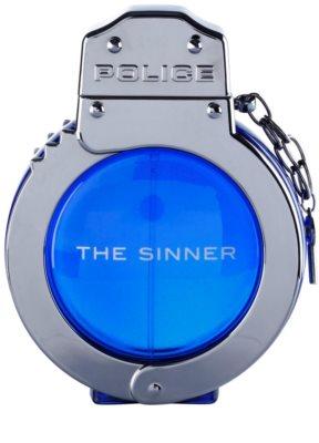 Police The Sinner eau de toilette teszter férfiaknak