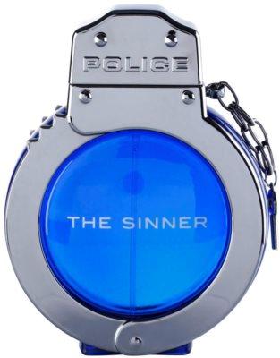 Police The Sinner тоалетна вода тестер за мъже