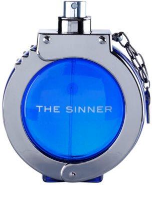 Police The Sinner тоалетна вода тестер за мъже 1