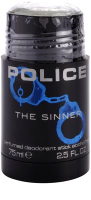 Police The Sinner Deo-Stick für Herren 1