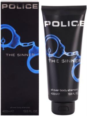 Police The Sinner Duschgel für Herren 2