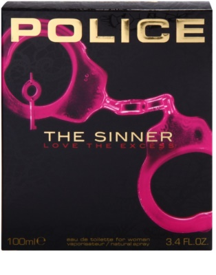 Police The Sinner eau de toilette nőknek 4