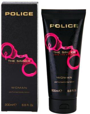 Police The Sinner mleczko do ciała dla kobiet