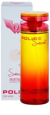 Police Sunscent toaletna voda za ženske 2