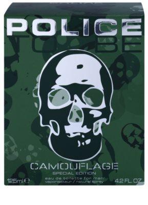 Police To Be Camouflage woda toaletowa dla mężczyzn 4