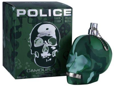 Police To Be Camouflage woda toaletowa dla mężczyzn 1