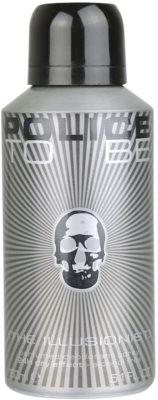 Police To Be The Illusionist Deo-Spray für Herren