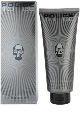 Police To Be The Illusionist gel de duche para homens