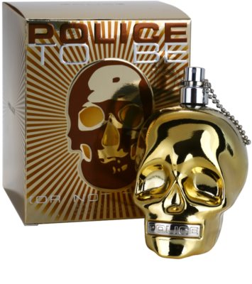 Police To Be To Be Gold Special Edition eau de toilette para hombre 1