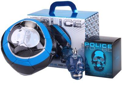 Police To Be coffret presente