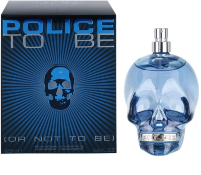Police To Be after shave para homens