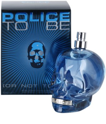 Police To Be after shave pentru barbati 1