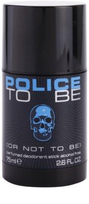 Police To Be desodorante en barra para hombre