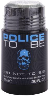 Police To Be desodorante en barra para hombre 1