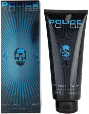 Police To Be Duschgel für Herren
