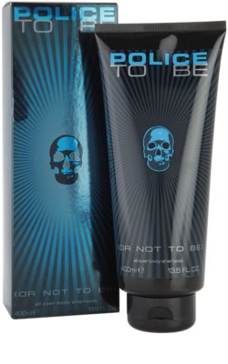Police To Be gel de ducha para hombre 1