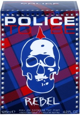 Police To Be Rebel eau de toilette para hombre 1
