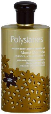 Polysianes After Sun ulei dupa bronzat pentru par si corp