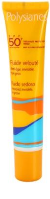 Polysianes Sun Care ochronny fluid przeciwzmarszczkowy SPF 50+
