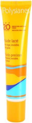 Polysianes Sun Care защитен флуид против бръчки SPF 20