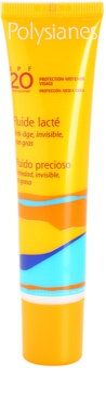 Polysianes Sun Care ochranný fluid proti vráskám SPF 20