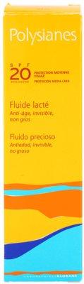 Polysianes Sun Care ochranný fluid proti vráskám SPF 20 3