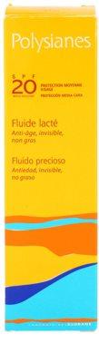 Polysianes Sun Care fluid hidratant anti-rid SPF 20 3