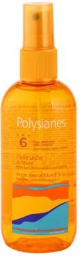 Polysianes Sun Care óleo seco solar SPF 6