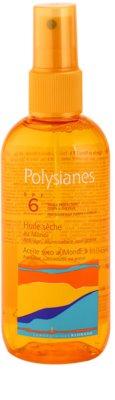 Polysianes Sun Care олио за слънце SPF 6
