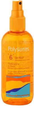 Polysianes Sun Care aceite seco solar SPF 6 1