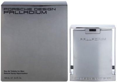 Porsche Design Palladium туалетна вода для чоловіків
