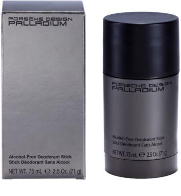 Porsche Design Palladium desodorante en barra para hombre